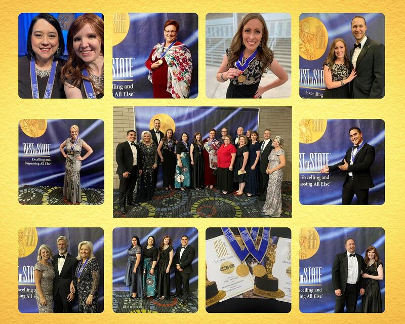 Best of State Pictures Collage