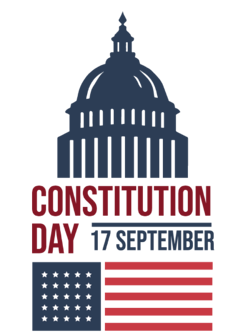 Constitution Day Building Logo